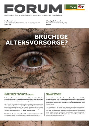 Download Zeitung (PDF) - Gewerkschaft der Gemeindebediensteten