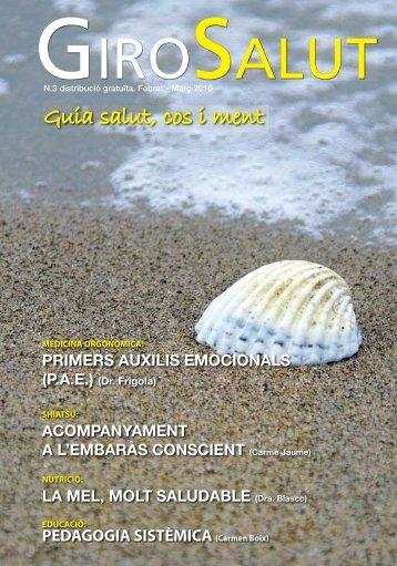 Revista Nº3 Febrero-Marzo 2010