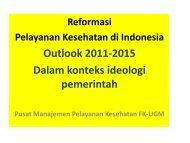 materi outlook RPK.pdf - Kebijakan Kesehatan Indonesia