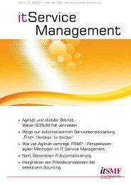 IT Service Management - NovaTec GmbH