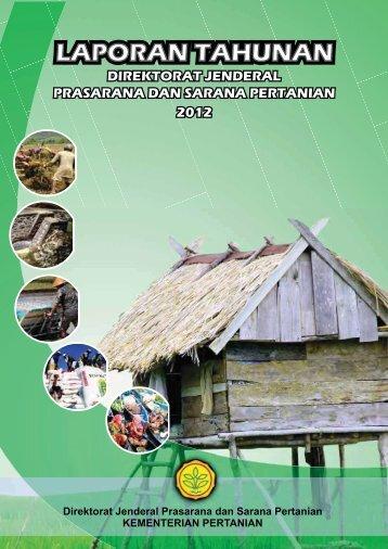 COVER LAPORAN TAHUNAN 2013.cdr - Direktorat Jenderal ...