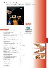 Katalog Bereich 10 Neu¡ - Gross Schweisstechnik
