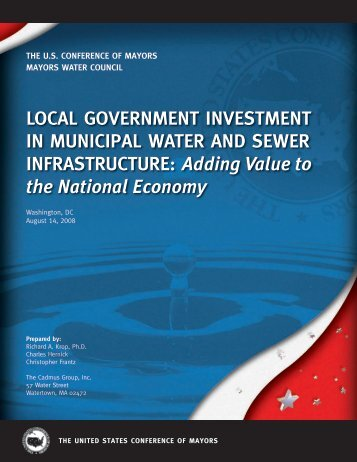 Estimating the Value-Added to the National Economy from Local ...