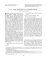 The Boethian Compromise - Andrew M. Bailey