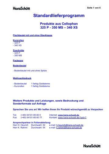 Cellophan 325 P