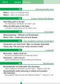 KLasse Programm - Kaiser in Lautern Werbegemeinschaft eV - Seite 6
