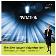 Download invitation - Zenitel