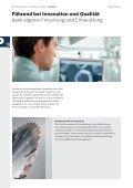 Bosch: Konzentration auf Schnelligkeit. - Seite 6
