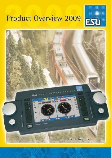 Product Overview 2009 - South West Digital Ltd