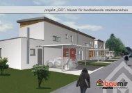 projekt ,,go ,, : häuser für landliebende stadtmenschen - Pichlerbaumir