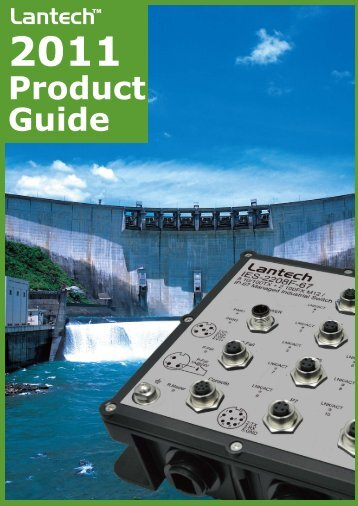 Product Guide - Lantech Communications Global Inc