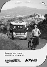 Camping-cars 1/2010 - Dethleffs