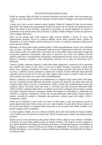 Versione tradotta a cura della Sezione - Sezione di Storia del diritto ...