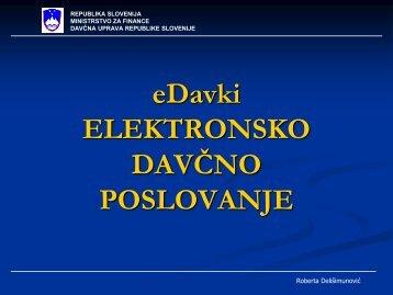 E - davki 2 - GZDBK