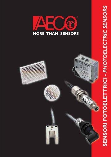 photoelectric sensors ft series sensori fotoelettrici ... - Mercado-ideal