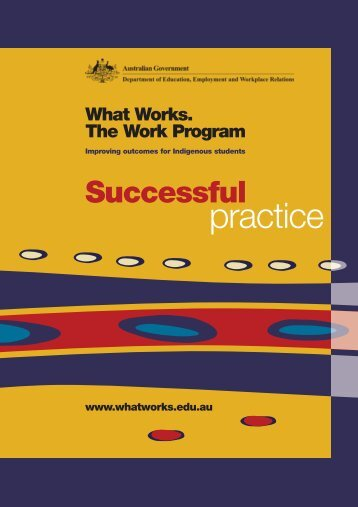 Successful Practice - What Works