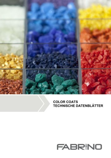 Color Coats (PDF) - fabrino