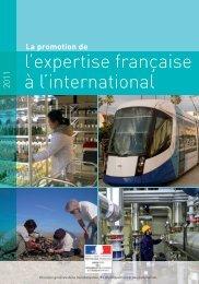 La promotion de l'expertise française - France-Diplomatie-Ministère ...