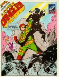 Johnny Turbo Comic Book - Defunct Games