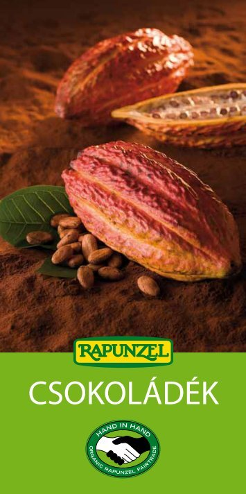 Kattintson ide a Rapunzel csokoládék katalógus ... - Helios Bio