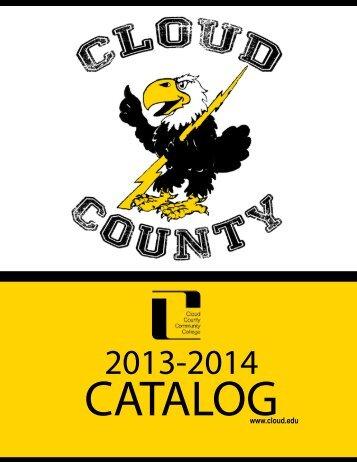 CATALOGwww.cloud.edu - Cloud County Community College