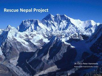 Rescue Nepal