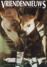1995-17-01 - Vrienden van Blijdorp