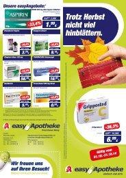 9,97 - easyApotheke AG
