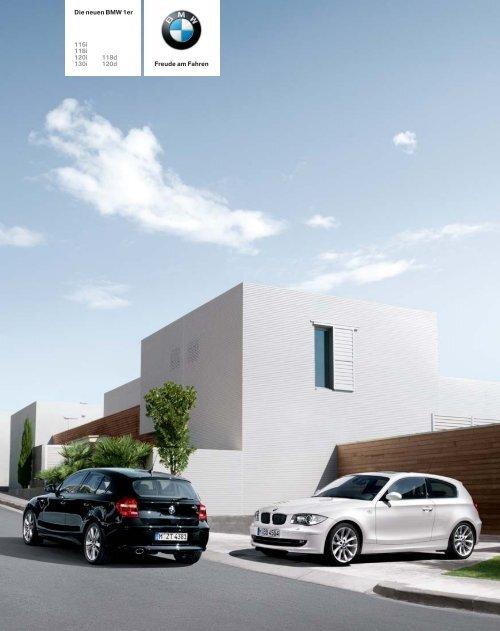 Modelle und technische Daten des 1er BMW Stand - Mein 1er Blog