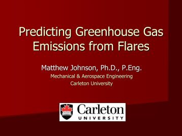 Predicting Greenhouse Gas Emissions From Flares - SCS Global ...