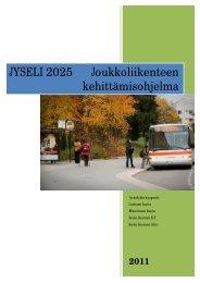Joukkoliikenne - Jyväskylän kaupunki