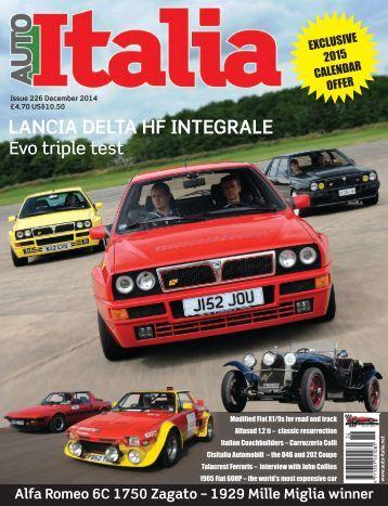 Auto Italia - December 2014