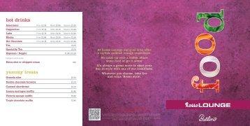 Download Sample Menu PDF - Butlins