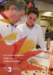 Arbo en ziekteverzuim - Hoofdbedrijfschap Detailhandel