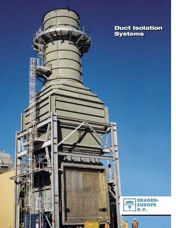 Duct Isolation Systems Duct Isolation Systems