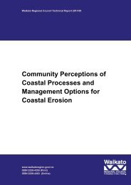 Community Perceptions of Coastal Processes and Management ...