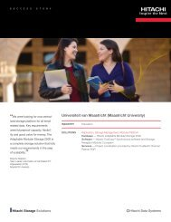 Maastricht University Prepares for Email Data Growth with ...