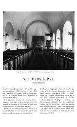 S. PEDERS KIRKE - Danmarks Kirker