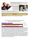 Gemeindebrief - Zionsgemeinde - Seite 5