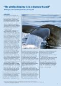 The Economics of Whaling Today - WWF - Page 7