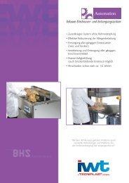 Vakuum Einstreuver- und Entsorgungssystem