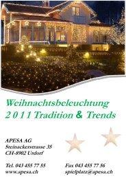 APESA AG Steinackerstrasse 35 CH-8902 Urdorf Tel. 043 455 77 ...