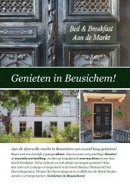 Bekijk hier de folder Genieten in Beusichem - B&B Aan de Markt in ...