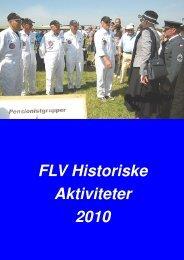FLYHIS Aarsskrift 2010 - Flyvevåbnets Historiske Samling