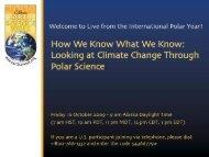Download PDF File - PolarTREC