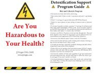 Are You Hazardous To Your Health? - Texas Conference for Women