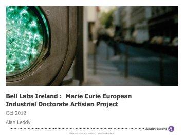 Bell Labs Ireland - Seventh EU Framework Programme Ireland