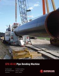 SPB 48-60 Millennium Series - Worldwide Machinery