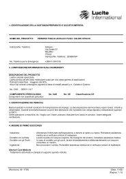 PERSPEX FOGLIO ACRILICO FUSO: COLORI ... - Freecomm.biz