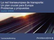 A. Relación Proyectos Prioritarios RTE-T - pwc